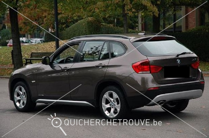 a vendre bmw x1 sdrive 18d 143 ch confort petites annonces autos belgique. Black Bedroom Furniture Sets. Home Design Ideas