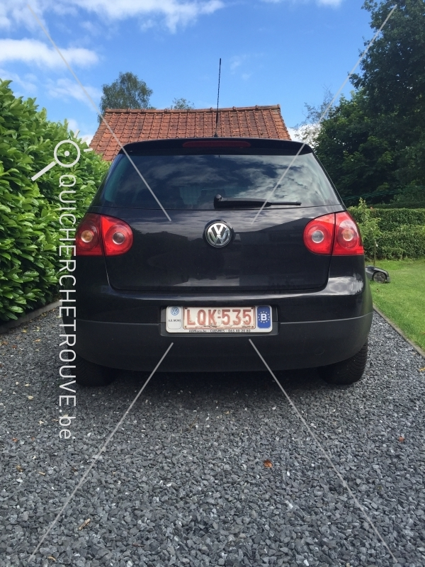 a vendre golf 5 19tdi 105cv petites annonces autos belgique. Black Bedroom Furniture Sets. Home Design Ideas