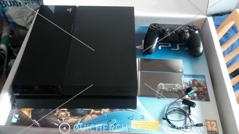 A vendre console sony playstation 4 petites annonces jeux jouets belgique - Console de jeux a vendre ...