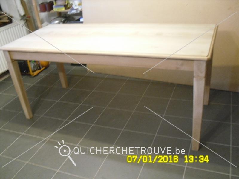 table contemporaine vendre