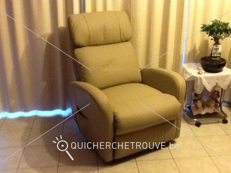A vendre fauteuil relax electrique petites annonces maison d corati - Relax electrique belgique ...