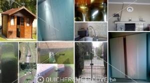 Propose bricoleur monte meuble d panne sanitaire for Entretien jardin wemmel