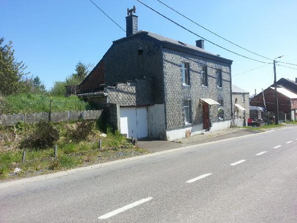 A vendre 5555 graide bi vre maison 4 fa ades garage - Garage des ardennes bievre ...